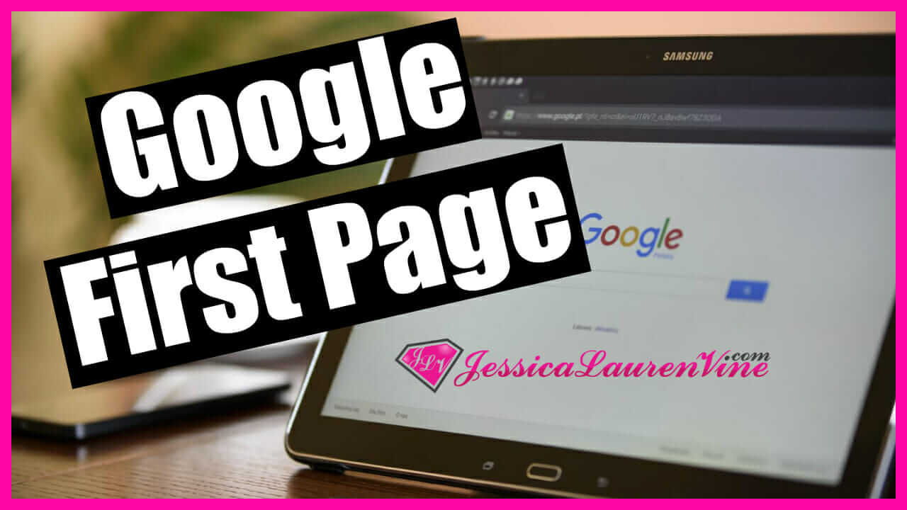 How to Rank on the First Page of Google With Free Methods