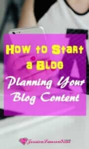 These great tips on planning your blog content will help you create a well structured site that search engines love