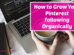how to grow your pinterest following organically