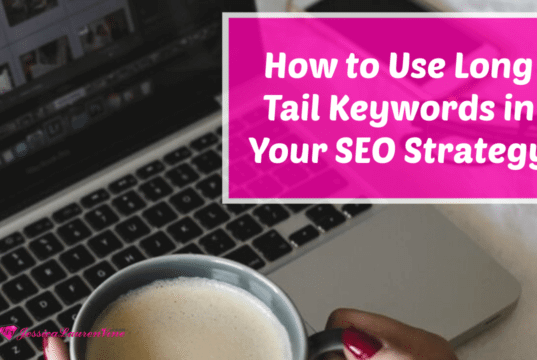 how to use long tail keywords