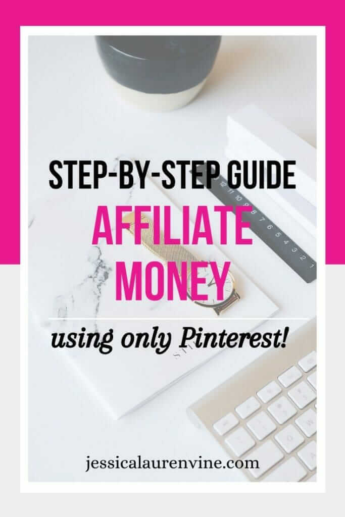 Are you ready to make money with affiliate marketing on Pinterest but you don't want to have a blog? This is a great post that will help you get started with Pinterest marketing.